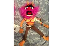 DISNEY THE MUPPET SHOW Animal GIANT pillow and cuddly toy