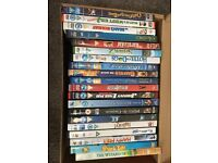 DVD collection (20 films)