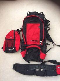 Backpack tourist 65 l