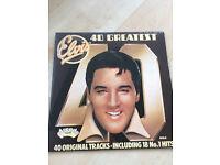 Elvis Presley Double Vinyl
