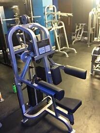 LIFE FITNESS - Lateral Raise