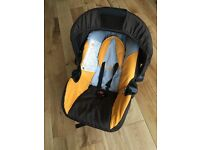 Hauck car seat group 0
