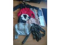 Size 12 bundle of clothing all a fiver