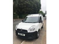 FIAT DOBLO CARGO 2011 LOW MILEAGE ONLY 28500 MILESROOF BARS