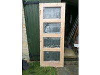 oak door new