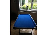 Junior pool table