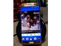 Samsung galaxy S7 edge.