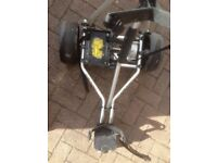 Golf Caddy (Electric) in full working order with battery charger