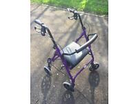 Rollator *Only used once!*
