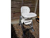 Silver Cross Highchair