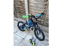 Ben 10 bike