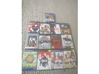 PlayStation 2 games (various)