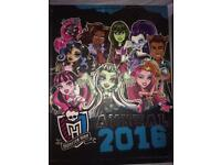Monster High Doll Books
