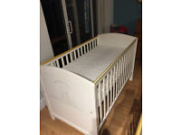 Cot bed - Humpreys corner by Mothercare