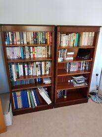 Book cases, (Marshbeck) mahogany wood