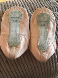 8.5 ballet shoes