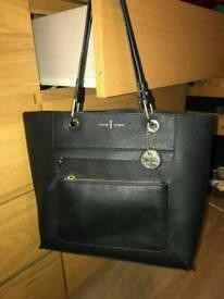 Jasper Conran handbag black very good condition