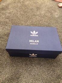 Adidas Milan gazelle Gtx