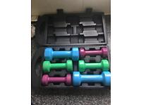 York Fitness - Fitbell Set