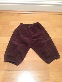 Bonpoint Unisex Toddler Trousers - Size 2 / Original Price £85