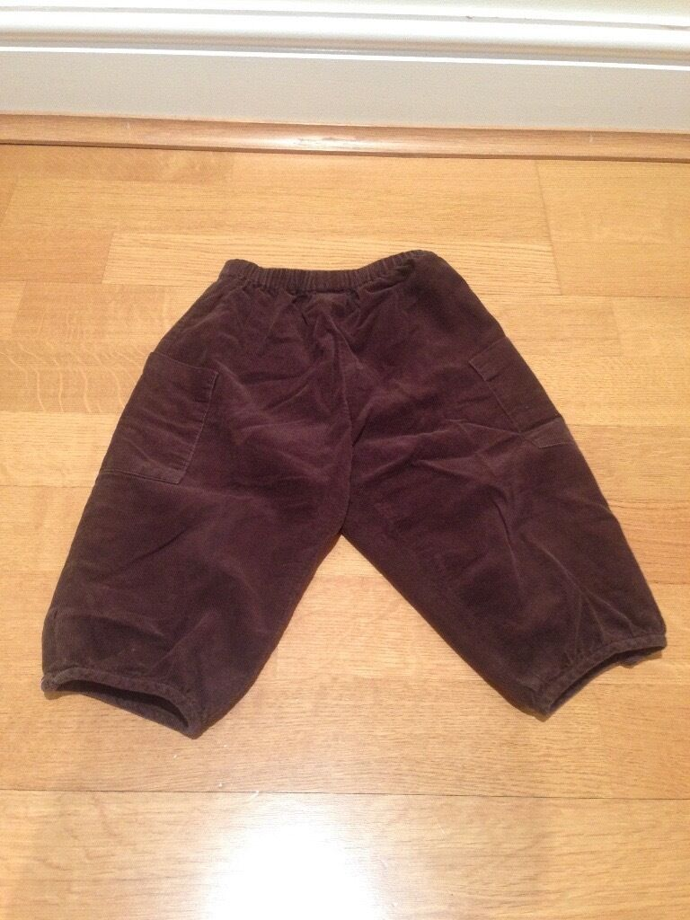 Bonpoint Unisex Toddler Trousers - Size 2 / Original Price £85