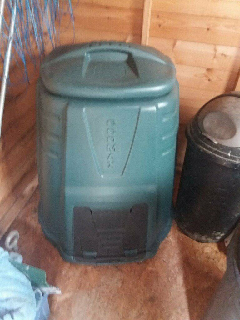 Eco max garden compostor brand new