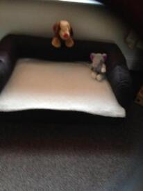 Dog orthopaedic bed