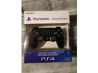 New and sealed PS4 controller v2