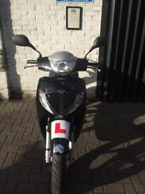 Honda SH 125 Injection 2009 in black not Yamaha Vespa pcx GT ps sh mode Fes lead vision fly liberty