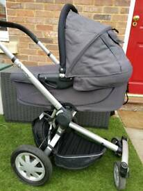 Quinny Buzz pram and pushchair