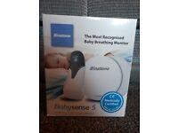 BRAND NEW Binatone Babysense 5 Breathing & Movement Monitor