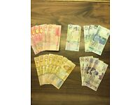 SEYCHELLES RUPEES - Genuine currency