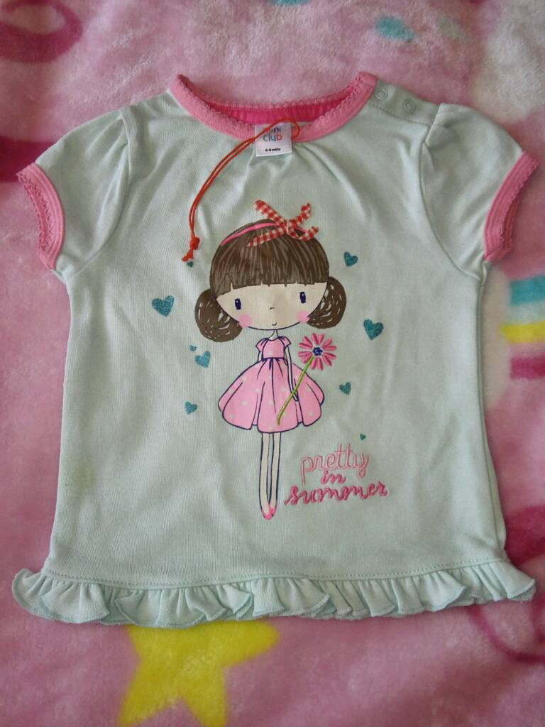 bf7473aeabd7 6 9 months girl summer clothes