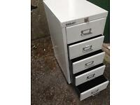 BISLEY 5 Drawer Cabinet