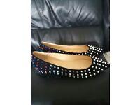 Christian louboutin BALLERINA flat shoe