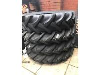 New Tractor Tyres 12.4 - 28 Farm King ATF