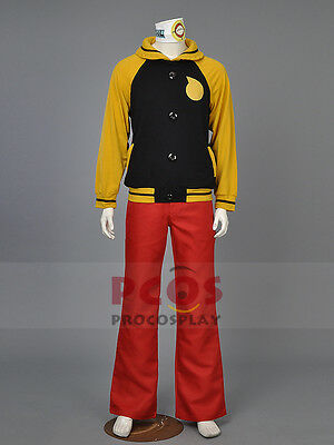 BEST Soul Eater Soul Evans Anime Cosplay Costume mp000039