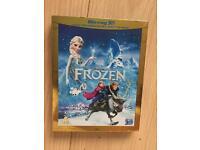 Frozen blu ray dvd