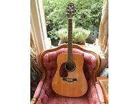 Left Handed Fairclough Acoustic