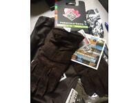 tucano urbano gloves softy suede lady 9909