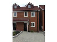 NEWLY BUILT 3 BEDROOM SEMI-DETACHED HOUSE