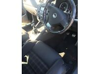 Golf GTI Black 5 door 05 plate excellent condition, new brakes, timing chain and paperwork inc