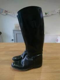 Regency Oakley Riding boots size 5