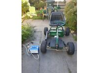 Powakaddy Discovery Golf Buggy, Charger & Batteries