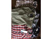 Boy Age 2-3 Shirts x5