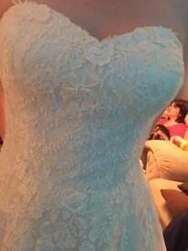 Wedding dress & Vail