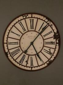 Large French wall clock Free