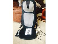 Homedics massage chair used (in good condition)