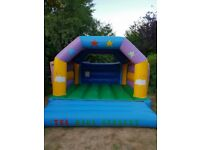 Stars Bouncy Castle