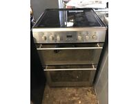 Stoves 61EDO 60cm Double Electric Cooker in Stainless Steel #3617